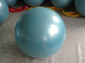 PVC Gym Stability Pilates Yoga Ball pictures & photos