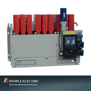 Air Circuit Breaker of Rdw17-3200 Series 3200A 3p Motor-Operation Fixed Type Horizontal Installation pictures & photos
