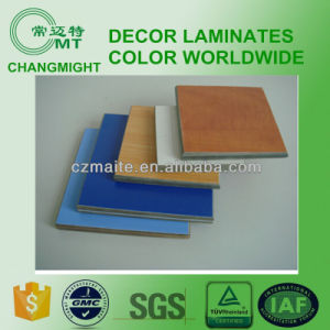 Formica Laminate Sheets/HPL/Decorative High Pressure Laminate pictures & photos
