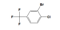 3-Bromo-4-Chlorobenzotrifluoride CAS No. 454-78-4 pictures & photos
