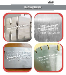 portable DOT Pin Marking Machine Peqd-030 pictures & photos