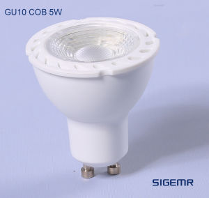 GU10 COB 5W 7W Spot Light pictures & photos
