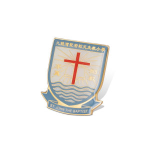 Epoxy-Dripping Lapel Pin, Offset Printed Badge (GZHY-YS-042) pictures & photos