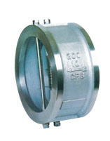Dual-Plate Wafer Check Valves, Class 150 300 600, 900