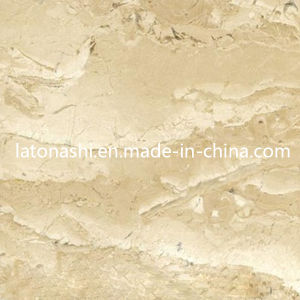 Turkey Beige Marble Floor and Wall Tile for Kitchen / Bathroom pictures & photos
