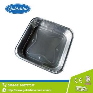 Aluminum Material Round Disposable Quiche Pans pictures & photos