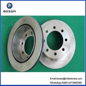 China Factory High Quality Truck Brake Disc for Mercedes Benz pictures & photos