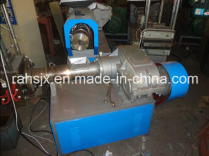 Double Screw 70kg/H Plastic Film Granulator Machine Line pictures & photos