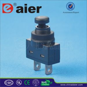 Momentary on Auto Push Button Switch for Car (ASW-24) pictures & photos