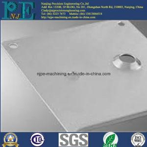 Custom Aluminum CNC Machining Stamping Metal Sheet pictures & photos