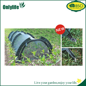 Onlylife Eco-Friendly Net Grow Tunnel for Protecting Vegetables Plants pictures & photos