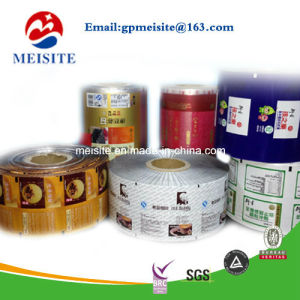 High Quality Liquid Packaging Film in Roll Stock pictures & photos