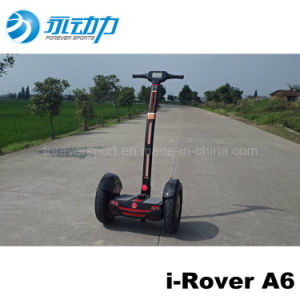 2015 Newest Model Smart Self Balance off Road 2 Wheel Electric Standing Scooter