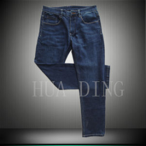 New Fashion Style High Quality Men′s Denim Jeans (HDMJ0047) pictures & photos