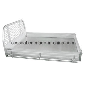 OEM CNC Machining Aluminum Tray Body (ISO9001: 2008 Certified) pictures & photos