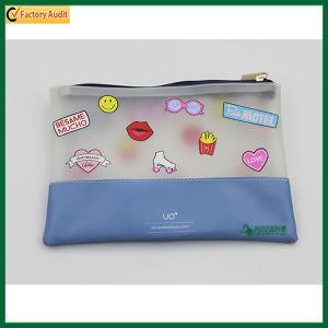 Cute Fashion Zipper Stationery Bag TPU Pencil Bag Pouch Bag pictures & photos