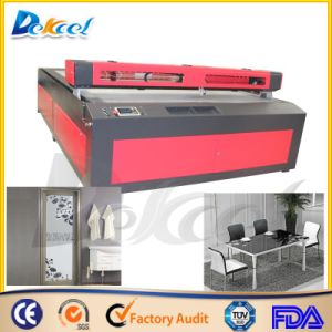 Big Table Laser Glass Engraving Machine for Moving Door pictures & photos