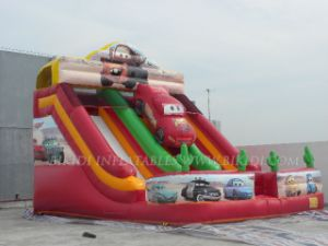 Inflatables Water Slide, Inflatable Bouncy Slide for Kids (B4059) pictures & photos