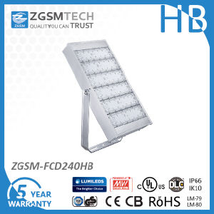 240W LED Flood Light with UL Dlc SAA Ce for All Markets pictures & photos
