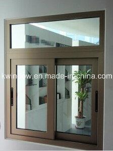 Strong Aluminum Door with High Quanlity Aluminium Sliding Window