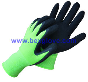 Latex Garden Glove pictures & photos
