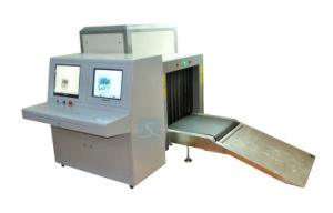 Factory Price Large Tunnel X-ray Baggage Scanner pictures & photos