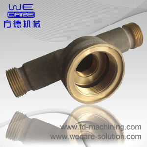 Bronze Sand Casting with Aluminum Alloy Manufacture