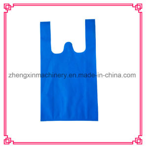 U Cut Non Woven Bag Making Machine Zxl-B700 pictures & photos