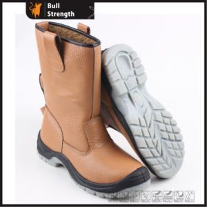 Genuine Leather Winter Safety Rigger Boot with Steel Toe (SN5340) pictures & photos