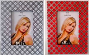 4 X 6 Inch Special Leather Picture Frames pictures & photos
