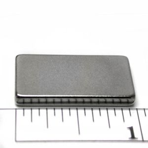 Rectangle Permanent Sintered Neodymium Rare Earth Magnet pictures & photos