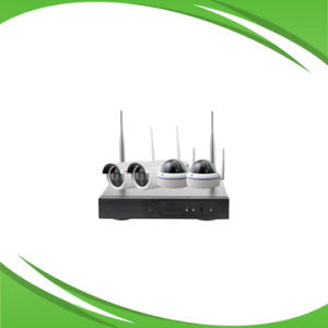 WiFi NVR Kits, Wireless WiFi NVR Kits pictures & photos