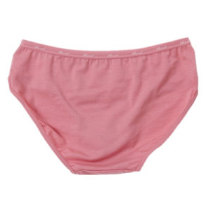 Sweet Pure Pink Young Girls Underwear Panties Model pictures & photos
