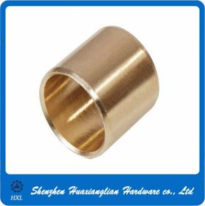OEM Structure Fabrication Machining Parts Brass Spacer Bush/Bushing pictures & photos