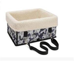Adjustable portable Pet Passenger Car Seat pictures & photos
