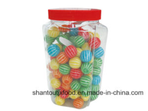 Colored Watermelon Shape Bubble Gum 4.3G pictures & photos
