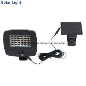 99LED Low Volatge Solar PIR Sensor Wall Security Light pictures & photos