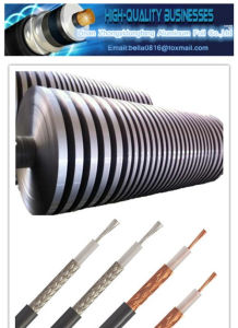 Al Pet Coated Steel Tape & Composited Steel Plastic Core for Cable pictures & photos