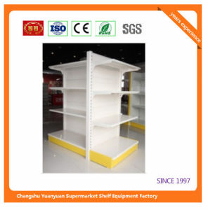 Metal Supermarket Shelf for United Arab Emirates Store Retail Fixture 08093 pictures & photos
