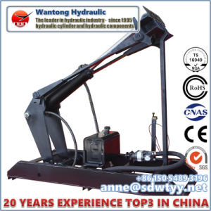 Hydraulic Cylinder for Heavy Goods Vehicles pictures & photos