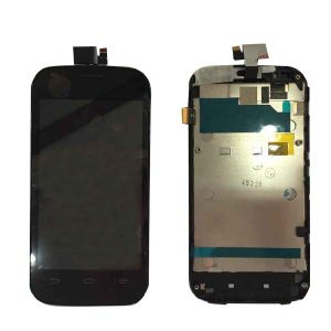 LCD Digitizer with Touch for Blade Q Mini with Frame pictures & photos
