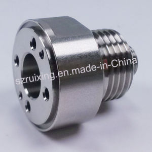 CNC Machining of Stainless Steel Part pictures & photos