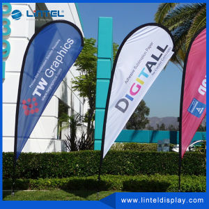 Outdoor Promotional Flying Banner Advertising Banner Flag (LT-17C) pictures & photos