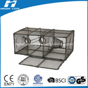 Crab Trap ,Dipping Plastic ,HDPE Knotless net pictures & photos