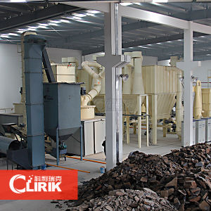 Carbon Black Grinding Mill Machine in China pictures & photos