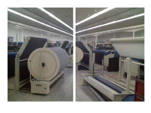 Rh-D Loom Take-up Inspection Machine / Batcher Winder pictures & photos