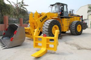 35ton 36ton Rated Load Wheel Loader Xj998h for Sale pictures & photos