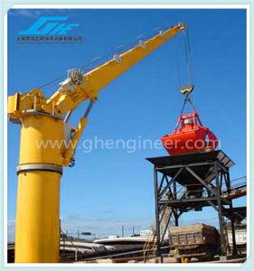 Luffing Marine Port Jib Crane 20ton to 30ton pictures & photos