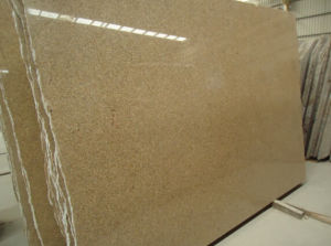 G682 Sunset Gold Rusty Granite Stone pictures & photos