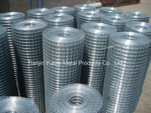 Reinforcing Galvanized Steel Construction Welded Wire Mesh/Galvanized/PVC Coated Welded Wire Mesh/Galvanized Welded Wire Mesh for Construction Made in China pictures & photos